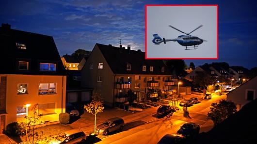 München: Ein Anwohner meckerte über einen Polizeihubschrauber, doch das ging für ihn nach hinten los. (Symbolbild)