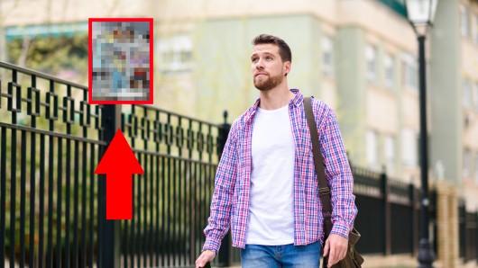 Dortmund: Der Mann lief die Straße entlang, dann schoss er sofort ein Foto. (Symbolbild)