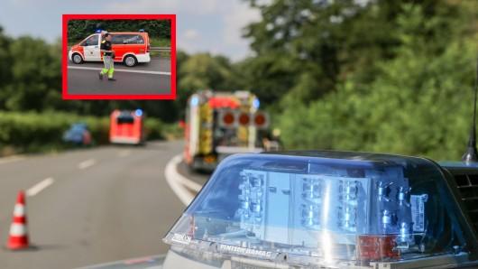Gelsenkirchen: Der Einsatzhelfer ist schockiert über die tödlichen Unfälle der vergangenen Tage.