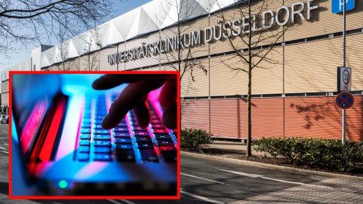 Das Uniklinikum in Düsseldorf soll Opfer eines Hacker-Angriffs geworden sein. Deswegen wurden nun sogar OPs abgesagt.