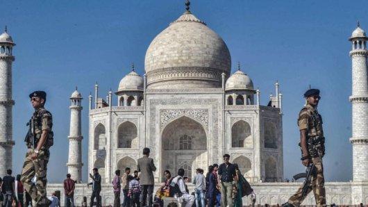 Unter strengen Hygienevorschriften will Indien wieder einen Besuch im Taj Mahal ermöglichen.