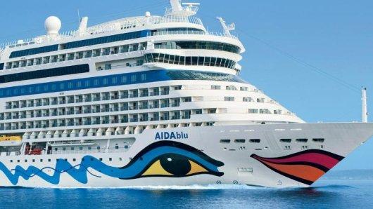 ZumThemendienst-Bericht vom 16.September 2020:Kreuzfahrt-Neustart: Die Aida Blu soll im Herbst im Mittelmeer fahren.