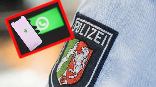 Polizei Essen: Ein Skandal erschüttert NRW. (Bildmontage)