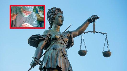NRW: Eine Frau ist nach einer Narkose gestorben. Für ihren Tod musste sich nun ein Arzt vor Gericht verantworten. (Symbolbild)