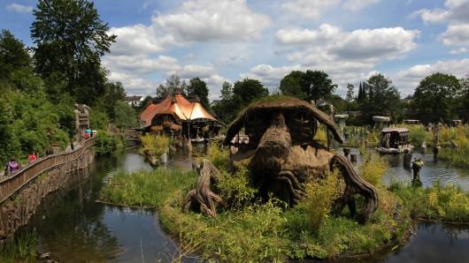 Phantasialand: Der Freizeitpark hat eine Mega-Ankündigung gemacht. (Symbolbild)