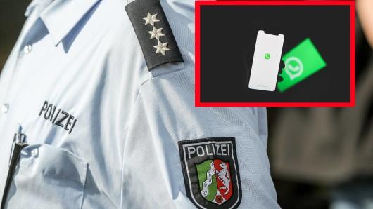 Essen: Die Polizei wertet derzeit zahlreiche, sichergestellte Beweismittel um den Nazi-Skandal aus. (Symbolbild)