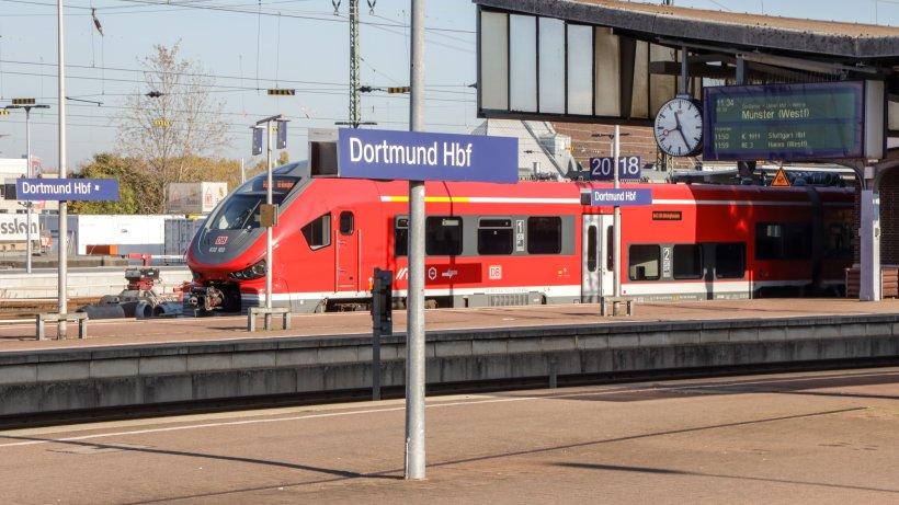 Deutsche Bahn: Pendler aufgepasst! Riesen-Baustelle droht