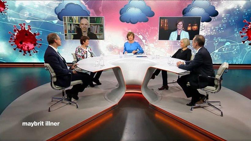 Maybrit Illner (ZDF): Ärztin fordert DIESE Corona-Testmöglichkeit