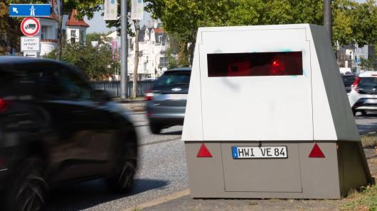 Oberhausen: Die mobilen Blitzer machen die Menschen in der Stadt sauer. (Symbolbild)