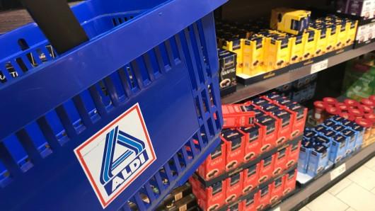 Rückruf bei Aldi: Der Discounter ruft mehrere Produkte wegen Verletzungsgefahr zurück. (Symbolbild)