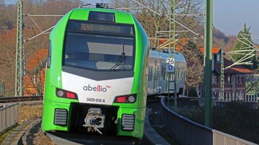 Bei Abellio in NRW rumort es.