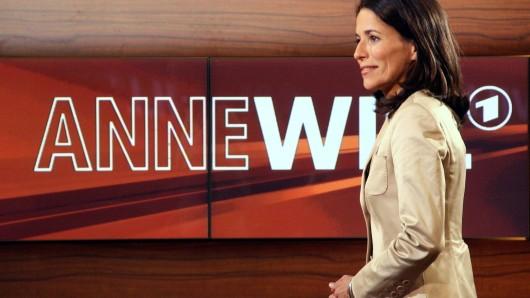 Am Sonntag fiel Anne Will in der ARD aus.
