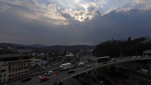 Wetter in NRW: Bringt ein Tief aus Irland einen Umschwung? (Symbolbild)
