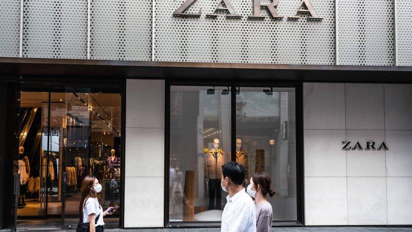 Zara: Frau warnt vor DIESER Hose – sie hat einen sehr unangenehmen Nebeneffekt