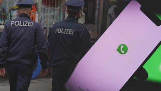 Essen: Spektakuläre Wende um eine suspendierte Polizistin aus einer der berüchtigten Whatsapp-Gruppen. (Symbolbild)