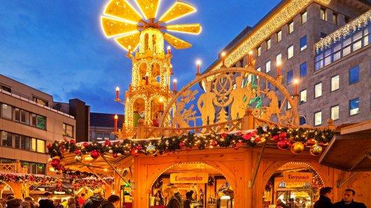 Bochum: Es ist eine bittere Entscheidung um den Weihnachtsmarkt gefallen. (Symbolbild)
