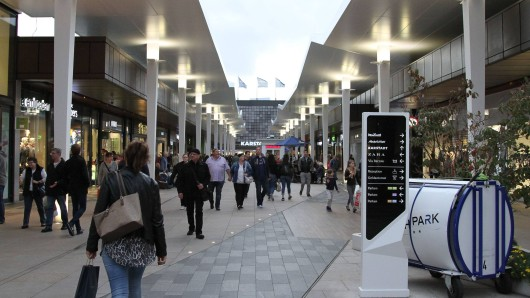 Ruhr Park Bochum: Das Einkaufszentrum macht nun ernst. Für einen Besucher ist das ein großer Schock. (Symbolbild)