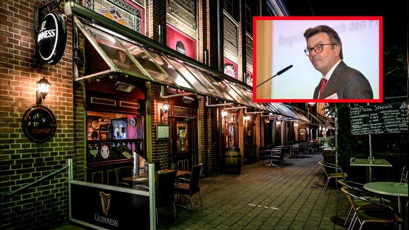 """Corona in NRW: Kneipen-Verband wegen Sperrstunde außer sich – """"Aus einer Bar macht man kein Café mit Kaffee und Kuchen!"""""""