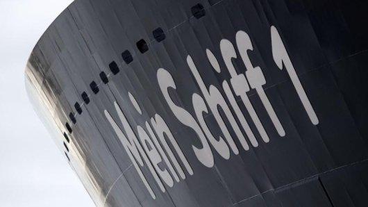 In Kiel dürfen die Gäste von Mein Schiff 1 am Donnerstag (5. November) nicht an Bord gehen.