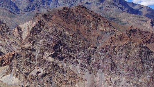 Ladakh ist eine der einsamsten Regionen Indiens - und bei Trekkingtouristen beliebt.