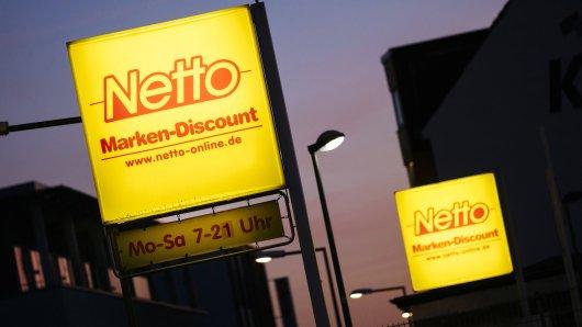 Netto in NRW: Die Mitarbeiter wollten in den Feierabend gehen, dann folgte eine böse Überraschung. (Symbolbild)