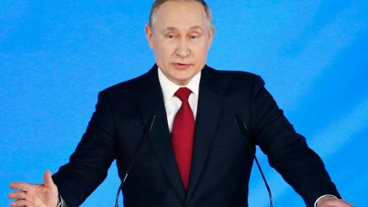 Wladimir Putin: Es gibt Gerüchte über seine Nachfolge. Wird ausgerechnet SIE auf den Politiker folgen?