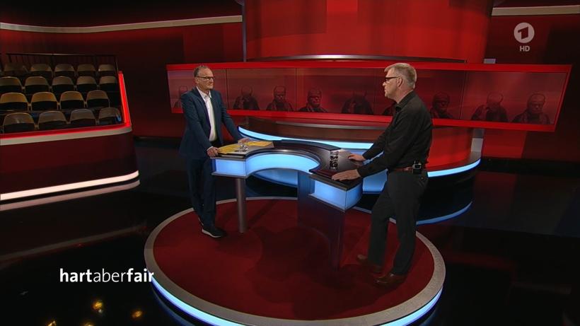 """""""Hart aber fair"""" (ARD): Dramatische Szenen! Diese Geschichte geht unter die Haut"""