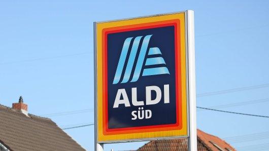 Eine Aldi-Werbung sorgt vorallem bei einer Kundin für Ärger.