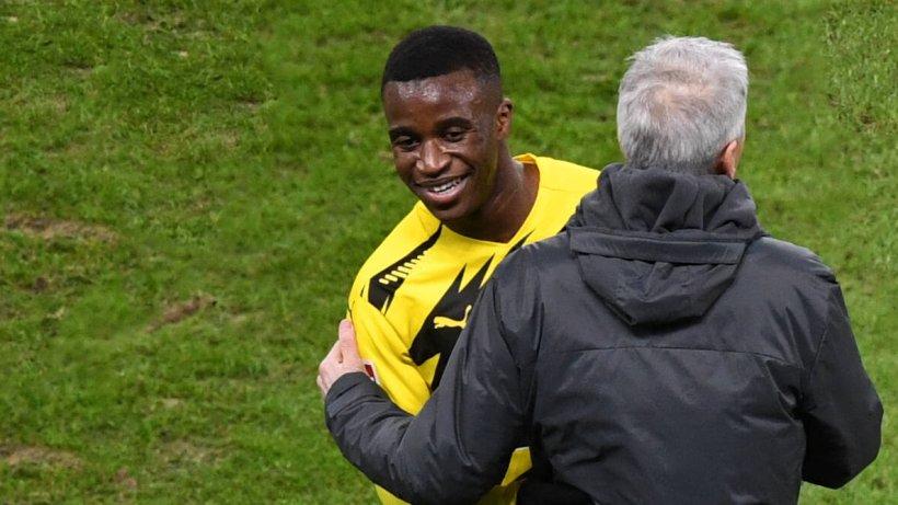 "BVB-Juwel Youssoufa Moukoko: Experte poltert – ""Total lächerlich"""