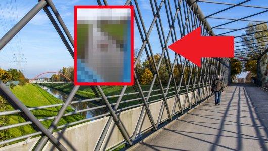 Gelsenkirchen: Ein Mann entdeckte Mysteriöses in der Emscher im Nordsternpark. Dann ging das Rätseln los. (Symbolbild)