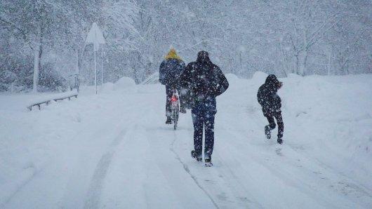 """Wetter: Ein Experte spricht von einer """"Russischen Kältepeitsche"""" in Deutschland und warnt vor Eiseskälte. (Symbolbild)"""
