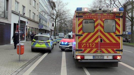 Lidl in Bochum: Auf dem Parkplatz des Discounters hat es eine gefährliche Messerattacke gegeben.