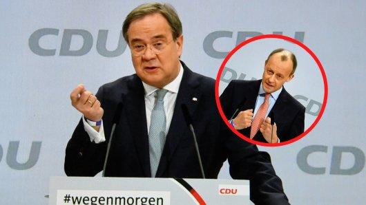 Friedrich Merz hat sich nach seiner Wahlniederlage gegen Armin Laschet mit einem Brief zurückgemeldet.