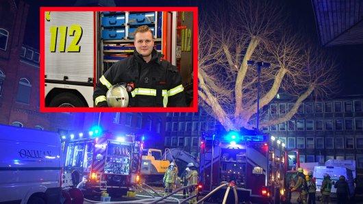 Corona in Dortmund: Der junge Feuerwehrmann gibt einen schockierenden Einblick in seinen Job.