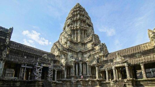 Der Casino-Betreiber NagaCorp will nahe der Tempelanlage Angkor Wat einen riesigen Freizeitkomplex bauen. Experten der Unesco sind deshalb besorgt.
