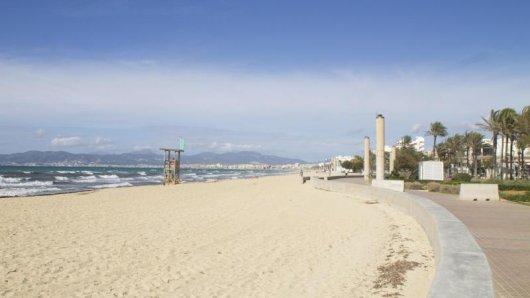 Nach Mallorca darf man fliegen. Allerdings müssen dort alle Restaurants, Cafés und Bars seit dem 13. Januar und noch mindestens bis Montag geschlossen bleiben.