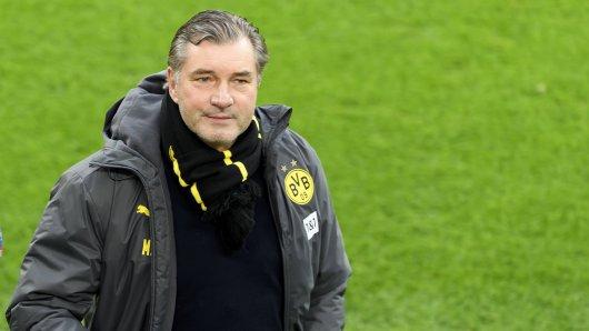Borussia Dortmund: Die Nachfolge von Michael Zorc ist wohl geklärt.