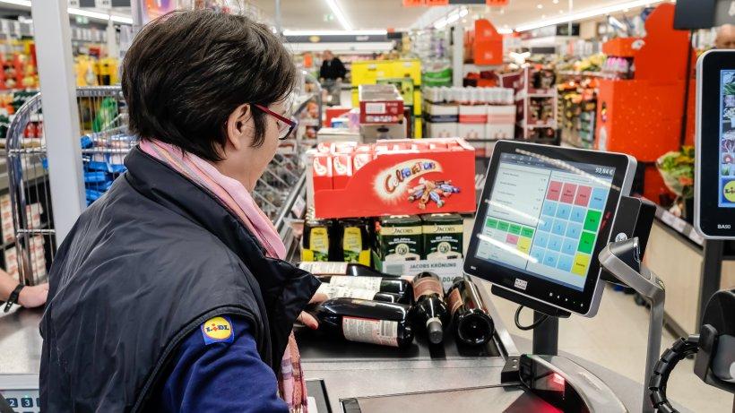 Lidl: Wichtige Neuerung an der Kasse! Kunden werden es sofort merken - Der Westen
