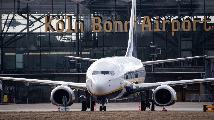 Köln Bonn Flughafen Flugplan