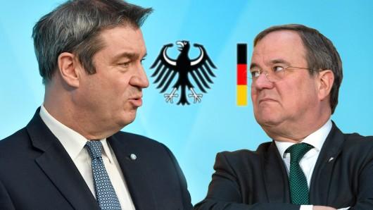 Alternative Bundespräsident? Wird Armin Laschet statt Kanzler hinterher Staatsoberhaupt?