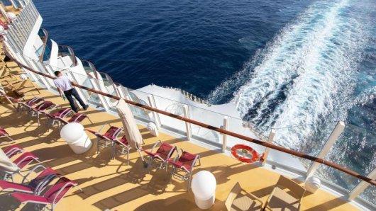 Volle Kraft voraus!ImMai startet Aida Cruises neue Kreuzfahrten von Korfu aus.