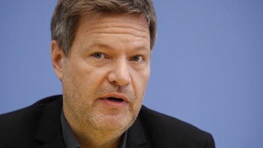 Robert Habeck: Wird er der Kanzlerkandidat der Grünen? (Symbolbild)
