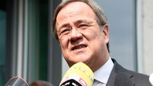 NRW-Ministerpräsident Armin Laschet: Bald vielleicht auch Kanzlerkandidat der Union?