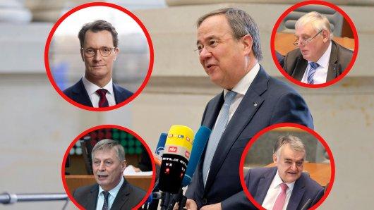 Jetzt ist es raus: Armin Laschet will auch bei einer Niederlage im September nach Berlin gehen. Doch wer wird neuer Ministerpräsident in NRW?
