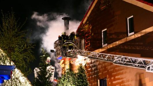 Dortmund: Ein beliebtes Restaurant stand in Flammen.