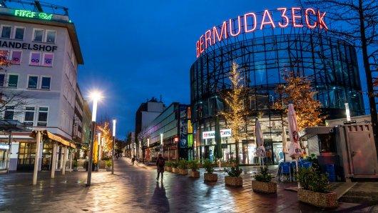 Corona in Bochum: Seit November ist das Bochumer Bermudadreieck wie ausgestorben.  Ein Ladenbesitzer übt nun scharfe Kritik.
