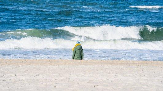 Urlaub an der Nordsee: Eine Frau spricht nach ihrer Reise über ihre Erlebnisse. (Symbolbild)