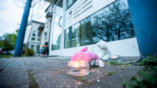 Im Essener Stadtteil Kray tötet ein Vater erst seine beiden Töchter (4,5), dann sich selbst.