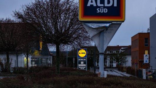 Die Discounter Aldi, Lidl und Co. haben jetzt ein handfestes Problem. (Symbolbild)