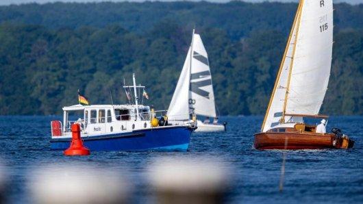 Haus-, Sport- und Segelboote oder Kanus boomen. Immer mehr Deutsche verbringen ihre Freizeit auf dem Wasser.
